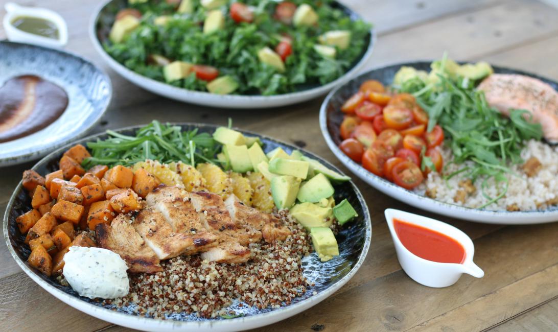 Deliveroo, Deliveroo dubai, Dubai healthy eating